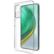 Hishell TPU für Xiaomi Mi 10T Pro Clear - Handyhülle