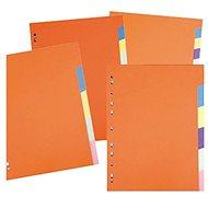 HIT Karton Classic 10 Blatt - Register/Trennblätter