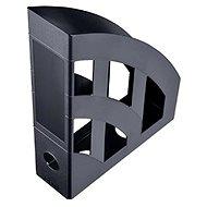HELIT Economy 75mm schwarz - Zeitschriftenständer