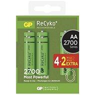 GP ReCyko 2700 (AA) 4+2 pc - Akku