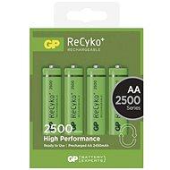 GP ReCyko 2500 (AA) 4 Stück - Akku