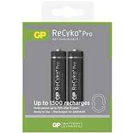 GP ReCyko Pro HR6 (AA) 2000mA 2 Stück - Ladebatterie