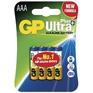 GP Batterien Plus Ultra LR03 (AAA) 4 Stück im Blister - Akku