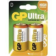 GP Ultra LR20 (D) - Packungsinhalt 2 Stück - Akku