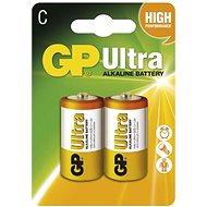 Batterie GP Ultra LR14 (C) 2 Stück im Blister - Akku