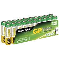 GP Super-LR03 (1,5 V) 20pc Blister - Akku