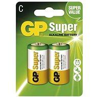 GP Super LR14 (C) 2 Stück im Blister - Akku