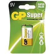 GP Super Alkaline 9V 1 Stk. in Blister - Einwegbatterie