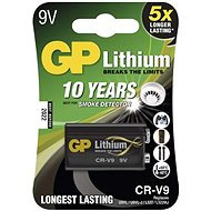 GP CR-V9 (9V) 1ks im Blister - Batterie