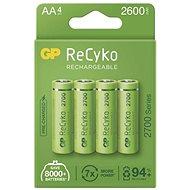 GP ReCyko 2700 AA (HR6) - 4 Stück - Akku