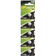 GP CR1220 5pcs - Batterie