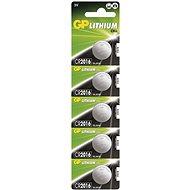 GP CR2016 5 St - Batterie