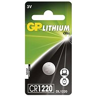 GP CR1220 - 1 Stück - Einwegbatterie