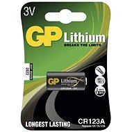 GP CR123A - Batterie