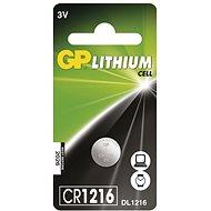 GP CR1216 - 1 Stück - Einwegbatterie
