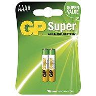 Einwegbatterie GP Alkaline Spezialbatterie GP 25A (AAAA, LR8), 2St