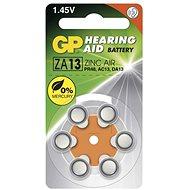 GP ZA13 ((7000ZD, PR48) 6 Stück - Batterie