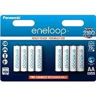 Panasonic eneloop AA 1900 mAh 8 Stück - Ladebatterie