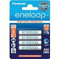 Panasonic eneloop AAA 750mAh 4ks - Ladebatterie