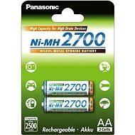 Panasonic eneloop NiMH AA 2700mAh 2 Stück - Akku