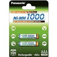 Panasonic NiMH AAA 930mAh eneloop 2pc - Akkus