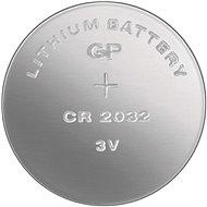 GP Lithium-Knopfzelle GP CR2032 - Knopfbatterie