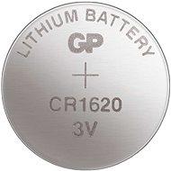GP Lithium-Knopfzelle GP CR1620 - Knopfbatterie