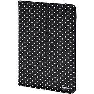 Hama Polka Dot schwarz mit weißen Punkten