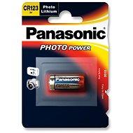 Panasonic CR-123A - Batterie