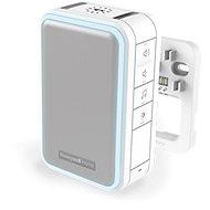 Honeywell DW315S Glocke mit Kabel Series 3, 6 Melodien, Licht-Klingeln - Klingel