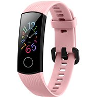 Honor Band 5 Coral Pink - Fitness-Armband