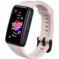 HONOR Band 6 Coral Pink - Fitness-Armband