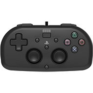 HORI Wired Mini Gamepad Schwarz - PS4 - Controller