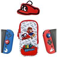 HORI Mario Odyssey Starter Kit - Nintendo Switch - Etui