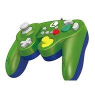 HORI GameCube Style BattlePad - Luigi - Nintendo Switch - Gamepad