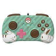 HORIPAD Mini - Pikachu Eevee Edition - Nintendo Switch - Gamepad