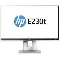 "23"" HP EliteDisplay E230t Touch - LCD Touch Screen Monitor"