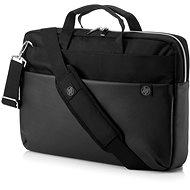 "HP Pavilion Accent Briefcase Black/Silver 15.6"" - Laptop-Tasche"