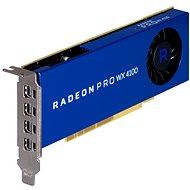 HP AMD Radeon Pro WX 4100 4GB - Grafikkarte