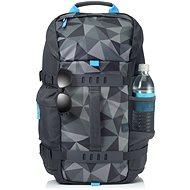 HP 15.6 Odyssey Sport Backpack Facets Grey - Laptop-Rucksack