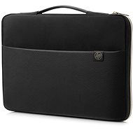 "HP Carry Sleeve 14 "" - Schwarz / Gold"