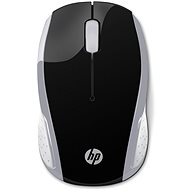HP Wireless Maus 200 Pike Silber - Maus