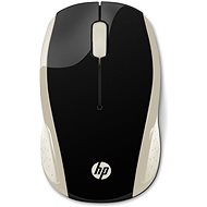 HP Wireless Mouse 200 Silk Gold - Maus