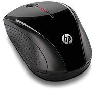 HP Wireless Maus X3000 schwarz - Maus