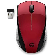 HP Wireless Mouse 220 Rot - Maus