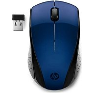 HP Wireless Mouse 220 Lumiere Blau - Maus