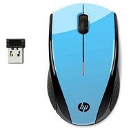 HP Wireless Mouse X3000 blau - Maus