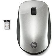 HP Wireless Maus Z4000 Pike Silver - Maus