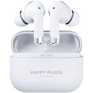 Happy Plugs Air 1 ANC Weiss - Kabellose Kopfhörer
