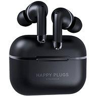 Happy Plugs Air 1 ANC Schwarz - Kabellose Kopfhörer